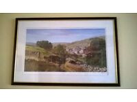 Yorkshire dales framed prints