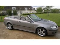 Saab 9-3 1.9 tid Convertible (Fully driveable - but needs new flywheel) Good honest car all round