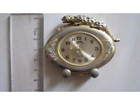 Vintage Watch Panterr. Made in Hong Kong Japan Movement. Used.