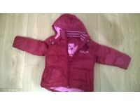 Winter clothes for girl 3-4Y jeans&jacket