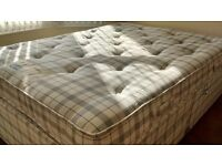 Double Bed plus mattress (great condition)