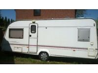 Crown Magnum touring Caravan for Sale Fixed Bed 4 Berth