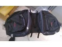 Bicycle pannier bags never used central London bargain
