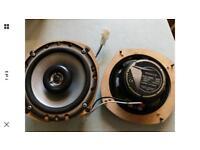 Kenwood 6.5 inch speaker - 180 watts