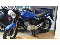 LEXMOTO ZSF 125 5 SPEED METALLIC BLUE