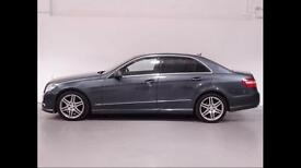 Mercedes Benz e class e350 cdi blueefficiency avantgarde 4dr auto