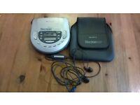 Sony Discman model D-T405