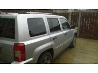 2007 Jeep Patriot CRD Limited 4x4