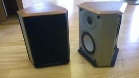 mordaunt short speakers - surround sound rear stereo speakers
