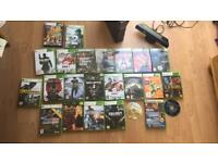 Xbox 360 - Kinect Sensor - 24 Games