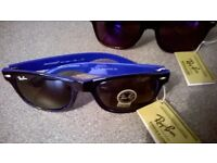 Rayban Sunglasses, Few colours, New with tags