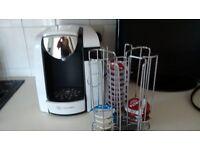 bosch tassimo joy,hot drinks maker excellant condition built in brita water filter
