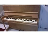 Old school piano - free to a good home