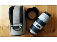 Canon zoom lens EF 70-200mm 1:2.8 L IS II USM