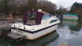 fairline mirage 29 motor boat