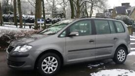 2008 08 REG VW TOURAN 1.9 TDI