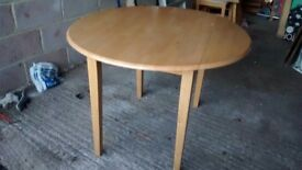 Dning table