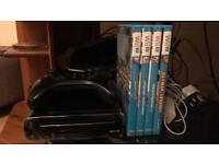 Wii U with 4 games + wireless pro controller (unboxed)