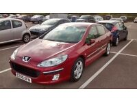 Lovely Peugeot executive 407 for sale