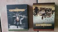 PRICE REDUCED AGAIN!!! Carnivale Seasons 1 and 2