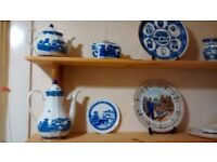Numerous china collection