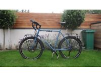 Urgent Sale: Full Bicycle Touring Setup - Surly Disc Trucker 54cm frame 26 wheels with panniers