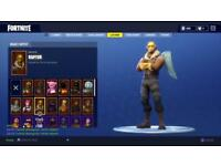 Fortnite Account 60+ Skins + Save the world founders