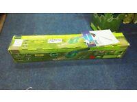 GardenLine 3.6v cordless mini hedge trimmer with telescopic handle