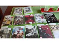 Xbox and ds games for sale