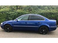 CHEAP DIESEL VOLKSWAGEN PASSAT 1.9L TDI (2004) year mot TOP OF THE RANGE with tow bar