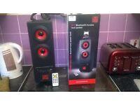 bluetooth radio speaker sound system