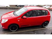 Car for sale, Chevrolet Aveo