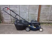 MACALLISTER PETROL ROTARY LAWNMOWER