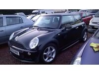 MINI ONE 1.6, FULL AERO BODYKIT / 2002 MODEL / HALF LEATHER / BARGAIN CHEAP CAR