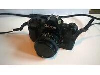 Canon A1 XLR Camera