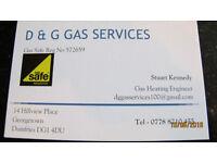 D & G GAS SERVICES