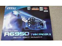 Graphics Card MSI AMD Radeon R6950 (Twin Frozr II, DirectX11, 2GB)