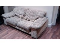 Large, very comfy, 2-3 seater Sofa