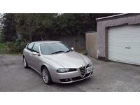 Alfa Romeo 156 Veloce 1,9jtd(115) diesel long mot
