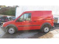 FORD TRANSIT CONN T200 L75 NO VAT MILES 66000