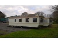 3 x Static caravans 28x10 feet good condition (needs some work) --ONLY 400£--