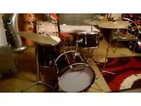 Premier b101 3piece vintage drumki