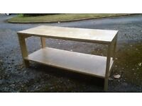 Simple TV stand/ coffee table