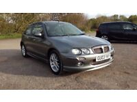 2003 MG ZR 1.4 petrol 5 speed manual 7 months MOT recent service Low milage 62k