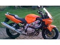 honda cbr600f with flat bar conversion ,make good commuter