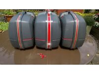Givi motorcycle Panniers