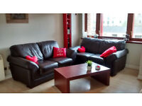 MODERN TWO BEDROOMS QUIET FLAT FOR RENT WITH ALLOCATED PARKING IN GLASGOW CITY CENTRE