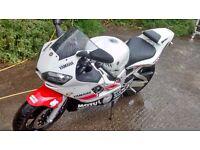 Yamaha r6 1999 mint full service history