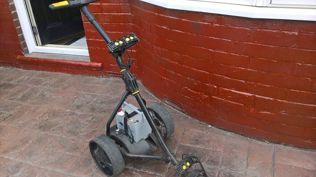ELECTRIC GOLF TROLLEY SPARES/REPAIR   in Middlesbrough, North Yorkshire    Gumtree