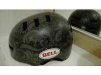 BMX bike helmet